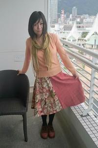 スカートのスナップが届きました〜 - natural essence : EKO PROJECT