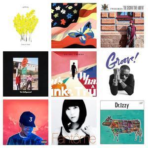2016年ベストアルバム9選(+9) - POPJACKER BLOG