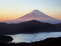 富士山夕景~星空 - のんびりまったり写真館