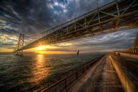海峡大橋 - ぽとすのくずかご