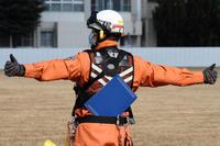 H28 新潟県新発田市総合防災訓練 ヘリコちょびっと - 偽プリーストぶろぐ