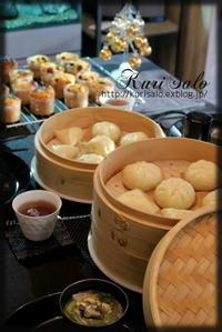肉まん - KuriSalo 天然酵母ちいさなパン教室と日々の暮らしの事
