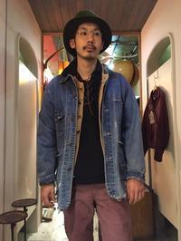 2016年ラストコーディネート!!(大阪アメ村店) - magnets vintage clothing コダワリがある大人の為に。