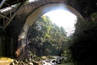 二俣五橋Ⅱ(熊本の石橋)。 - 青い海と空を追いかけて。