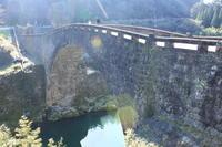 霊台橋(熊本の石橋)。 - 青い海と空を追いかけて。