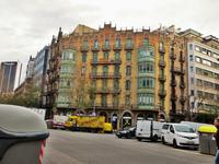 Eixample地区の建物 - gyuのバルセロナ便り  Letter from Barcelona