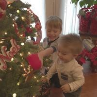 子供のいるクリスマス - Day by Day