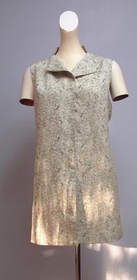 襟付きベスト - 私のドレスメイキング