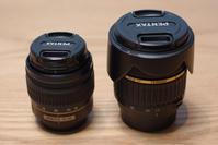 TAMRON SP AF 17-50mm F2.8 XR Di II A16を購入 - ( … > Z_ ̄∂
