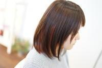 インナーカラーでいつものボブも個性派おしゃれにね(≧▽≦) - 浜松市浜北区の美容室 SKYSCAPE(スカイスケープ) 店長の鶸田(ひわだ)のブログです
