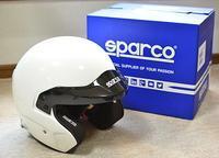 四輪用ヘルメット SPARCO PRO RJ-3 - AR75TS