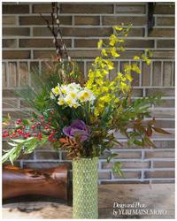 2016年締めくくりは…… - Flower Supplement - Flowering for the comfort living ------- 日々の生活を、心を豊かにする花の世界
