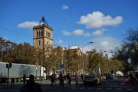 Gran Viaの建物めぐり7 バルセロナ大学1 - gyuのバルセロナ便り  Letter from Barcelona