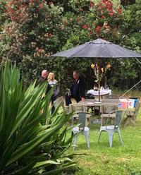 暮れ行く2016年/  Year End Get Together at Aotea Organic Farm - アメリカからニュージーランドへ