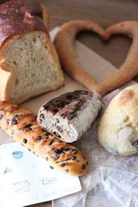 ル・シュクレクールのパン - オーブン手帖