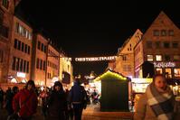 ドイツ、ニュルンベルクのクリスマスマーケット! Christmas holidays in Germany [The 1st day: Christmas market in Nuernberg] - PhoTabiLog