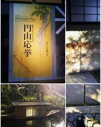 健忘録(円山応挙展/クリスチャン・ボルタンスキー展/ゴッホとゴーギャン展) - flower living