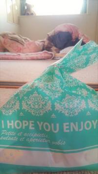 I HOPE YOU ENJOY ! - サリーハウス☆幸せは日々の中にかくれんぼ