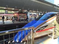 品川から金沢へ - My ブログ