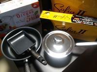 憧れの銀に輝くフライパン&鍋でキッチンがオシャレに! - ほぼ100均で片付け収納に挑戦