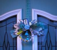 玄関飾り~お正月バージョン - 軽井沢プリフラdiary