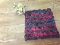 今年の編み物完成品 - ハワイアンキルト&パッチワーク atelier anuenue