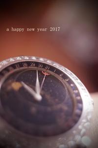 "new year's eve to...元旦 - 飽商909の""ナローな""時計部屋"