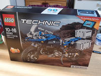 LEGO TECHNIC 「BMW R 1200 GS Adventure」 先行発売 - わが愛しのXXX。