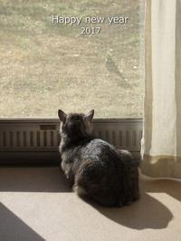 明けましておめでとうございます - トウゲイと ネコと ソノタ