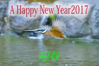 謹賀新年 - 風景写真家 鐘ヶ江道彦のフォトブログ