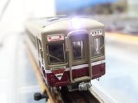東武1700系非冷房2輌 電飾完工 新年初仕事 - 新湘南電鐵 横濱工廠2