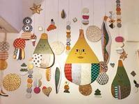 個展【タワワナミ】後記 - 深澤ユリコ    百箱---創作と旅と日々のこと---