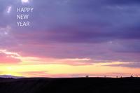 HAPPY NEW YEAR - アオイソラ
