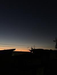 初日の出~2017年編 - やもりのカート三昧