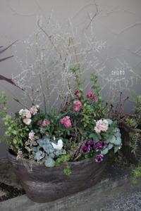 舞台を作る - CHIROのお庭しごと