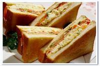 ■【ランチにも朝食にも♪焼き目こんがりトーストサンド】くらしのアンテナにて掲載を頂きました♪ - 「料理と趣味の部屋」