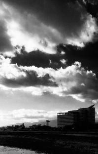 いつも 川原と空 - 「美は観る者の眼の中にある」