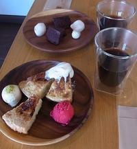外コーヒー初め - アスタリスク日記