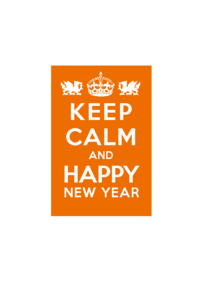 Keep Calm and Happy New Year ! - 役に立ちそうでなかなか役に立たないような気がするブログ