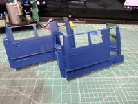 アオシマのDD51 いろいろ塗装 - Sirokamo-Industry