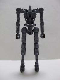 今日の玩具 (HG イオフレーム獅電 その2) - Q部ログ