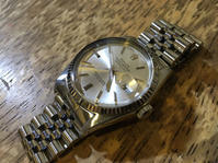 ROLEX ロレックス デイトジャスト 時計修理 - トライフル・西荻窪・時計修理とアンティーク時計の店
