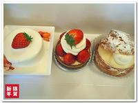 ノワ・ドゥ・ブール 日本橋三越店 (noix de beurre)のケーキ(パン・スイーツ部門) - 人形町からごちそうさま