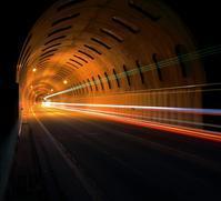 上手く撮れない トンネル写真 - 休日はタンデムツーリング