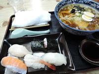 寿司・ラーメン1,080円 - 札幌ランチ漂流