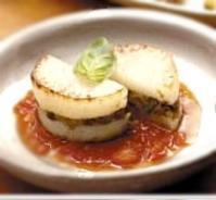 大根とレンズ豆のステーキ - ナチュラル キッチン せさみ & ヒーリングルーム セサミ