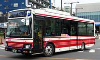 小田急バス SKG-LR290J2 - 研究所第二車庫
