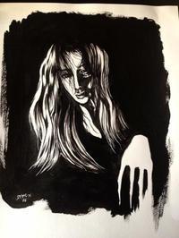 GHOST - xTKCx  artworks