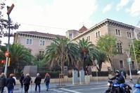 Gran Viaの建物めぐり12 Seminari Conciliar1 - gyuのバルセロナ便り  Letter from Barcelona