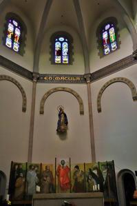 Gran Viaの建物めぐり13  Seminari Conciliar2 - gyuのバルセロナ便り  Letter from Barcelona